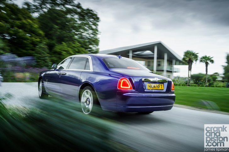 Rolls-Royce Ghost Series II -01