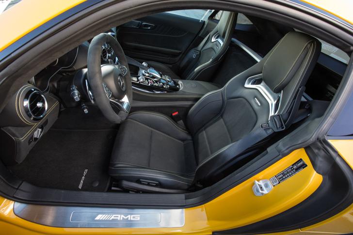 Driving Launch Mercedes AMG GT Laguna Seca 2014