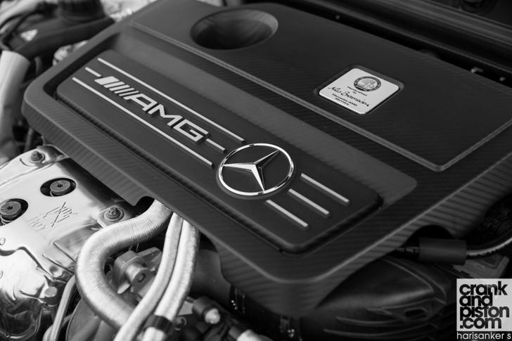 Mercedes-Benz CLA 45 AMG-35