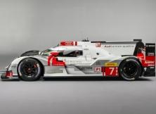 Audi R18 e-tron quattro World Endurance Championship 05