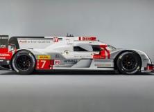 Audi R18 e-tron quattro World Endurance Championship 08