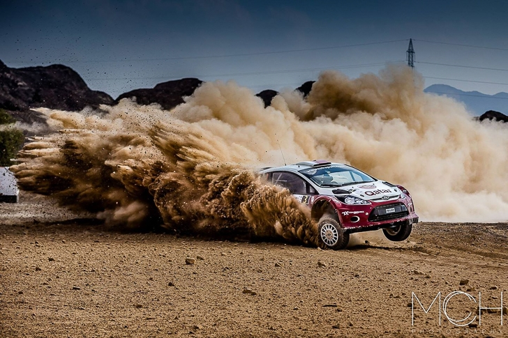 2015 Dubai International Rally-1