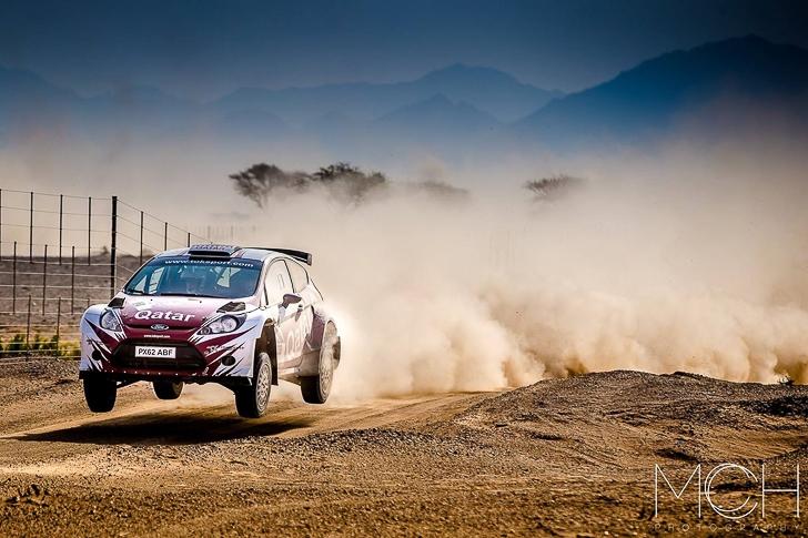 2015 Dubai International Rally-11