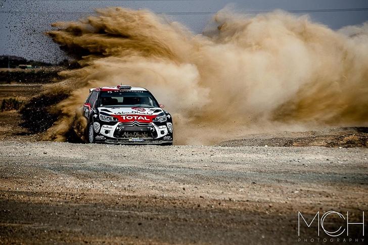 2015 Dubai International Rally-2