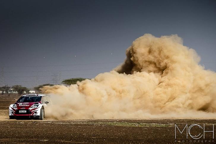 2015 Dubai International Rally-5