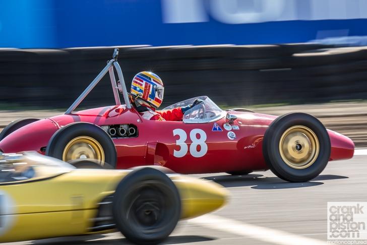 2015 Historic Grand Prix Zandvoort -12
