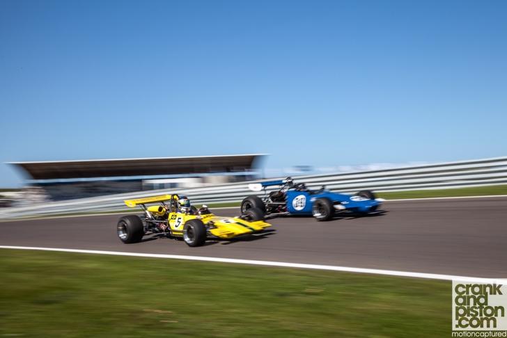 2015 Historic Grand Prix Zandvoort -13