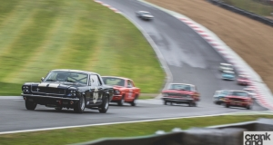 2015 Masters Historic Festival. Brands Hatch