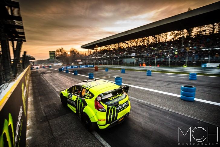 Valentino Rossi 2015 Monza Rally Show MCH Photo-8