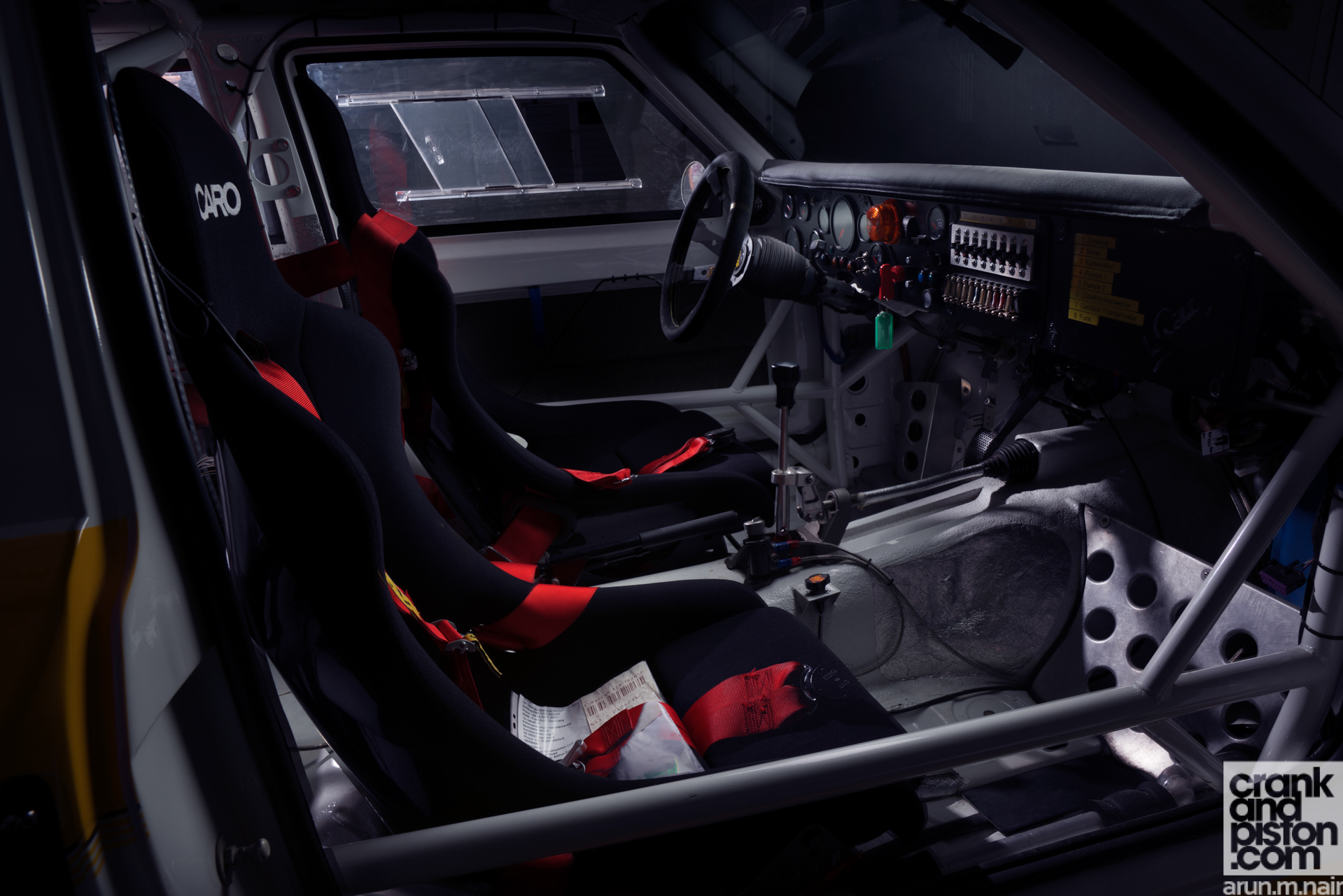 1986 Audi S1 Quattro replica crankandpiston-15