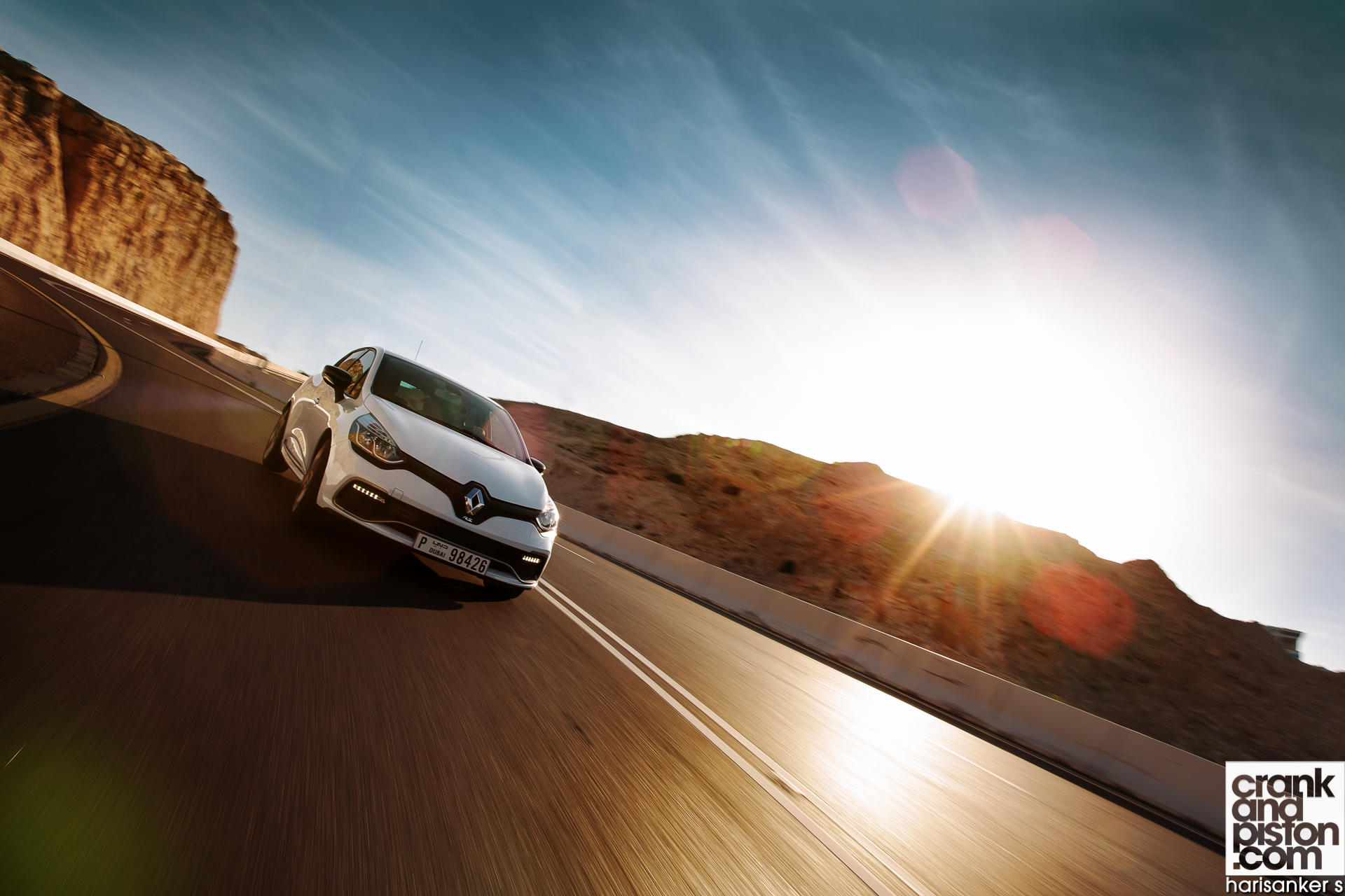 Renault Clio R.S. 200 Turbo crankandpiston Wallpapers-04