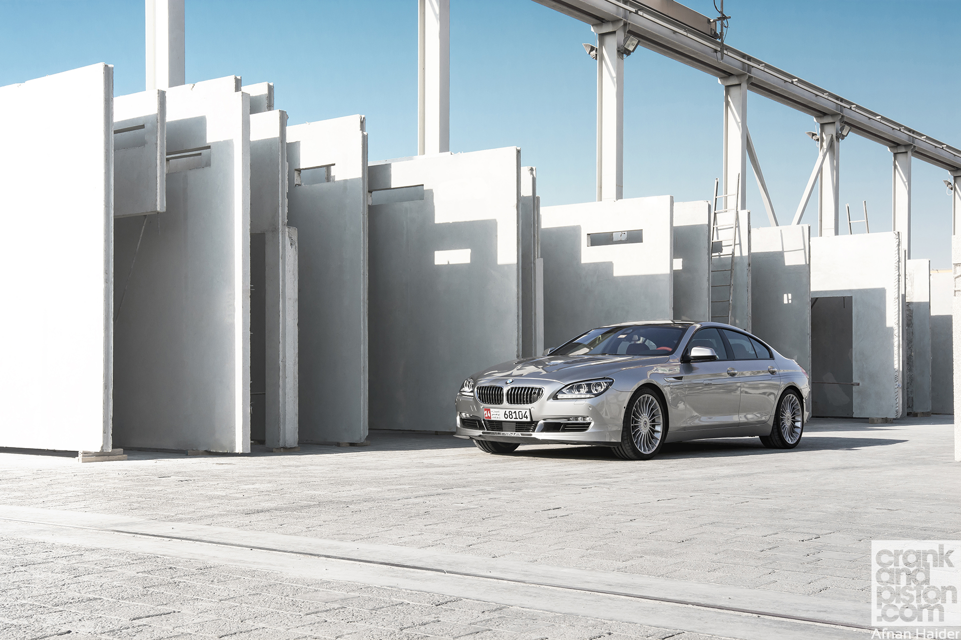 Alpina B6 crankandpiston Wallpapers 01