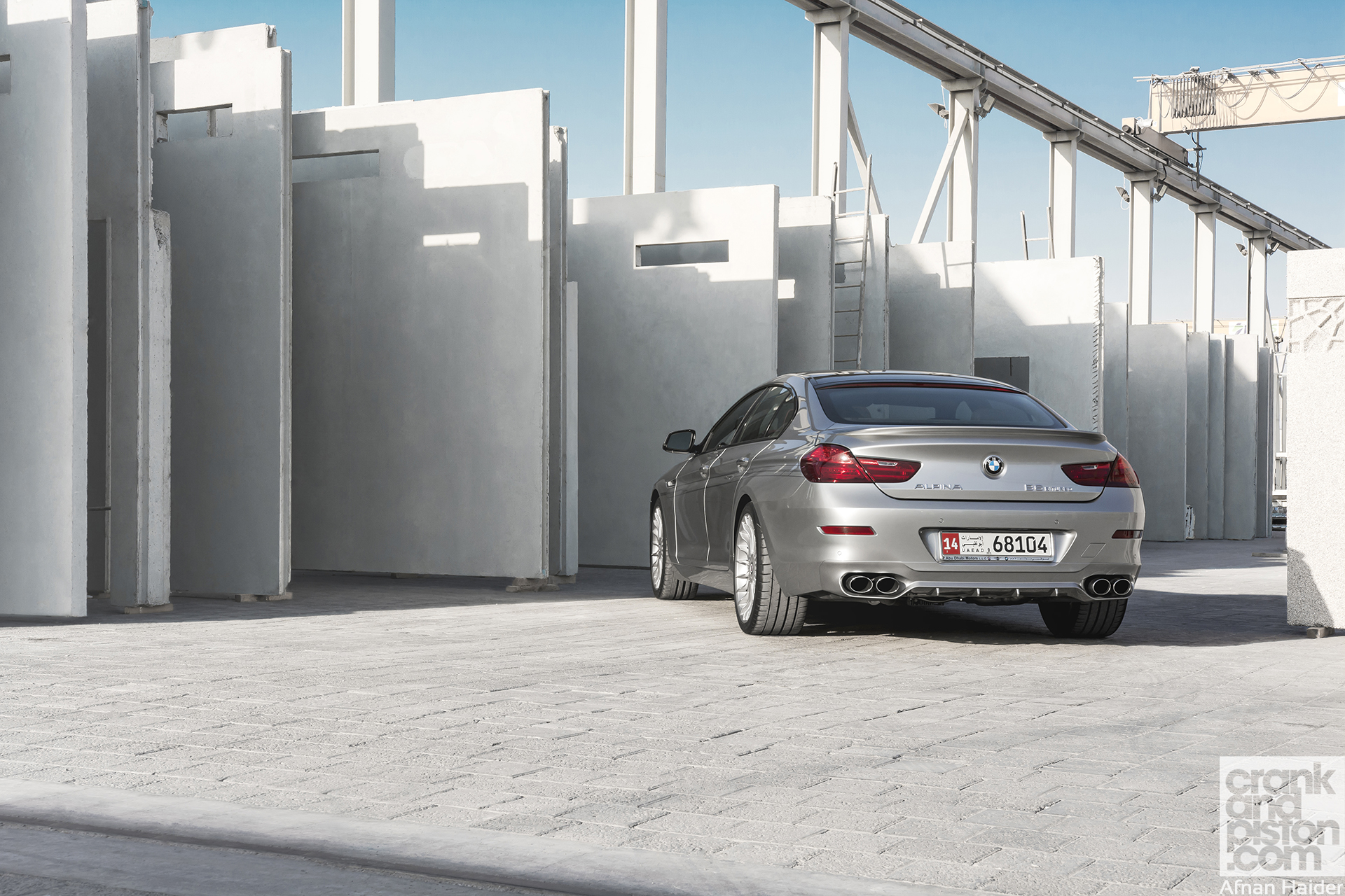 Alpina B6 crankandpiston Wallpapers 03