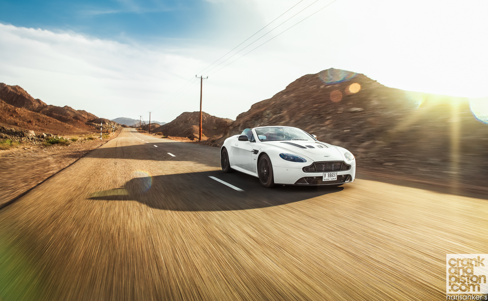 Aston Martin V12 Vantage S Roadster crankandpiston Wallpapers-2