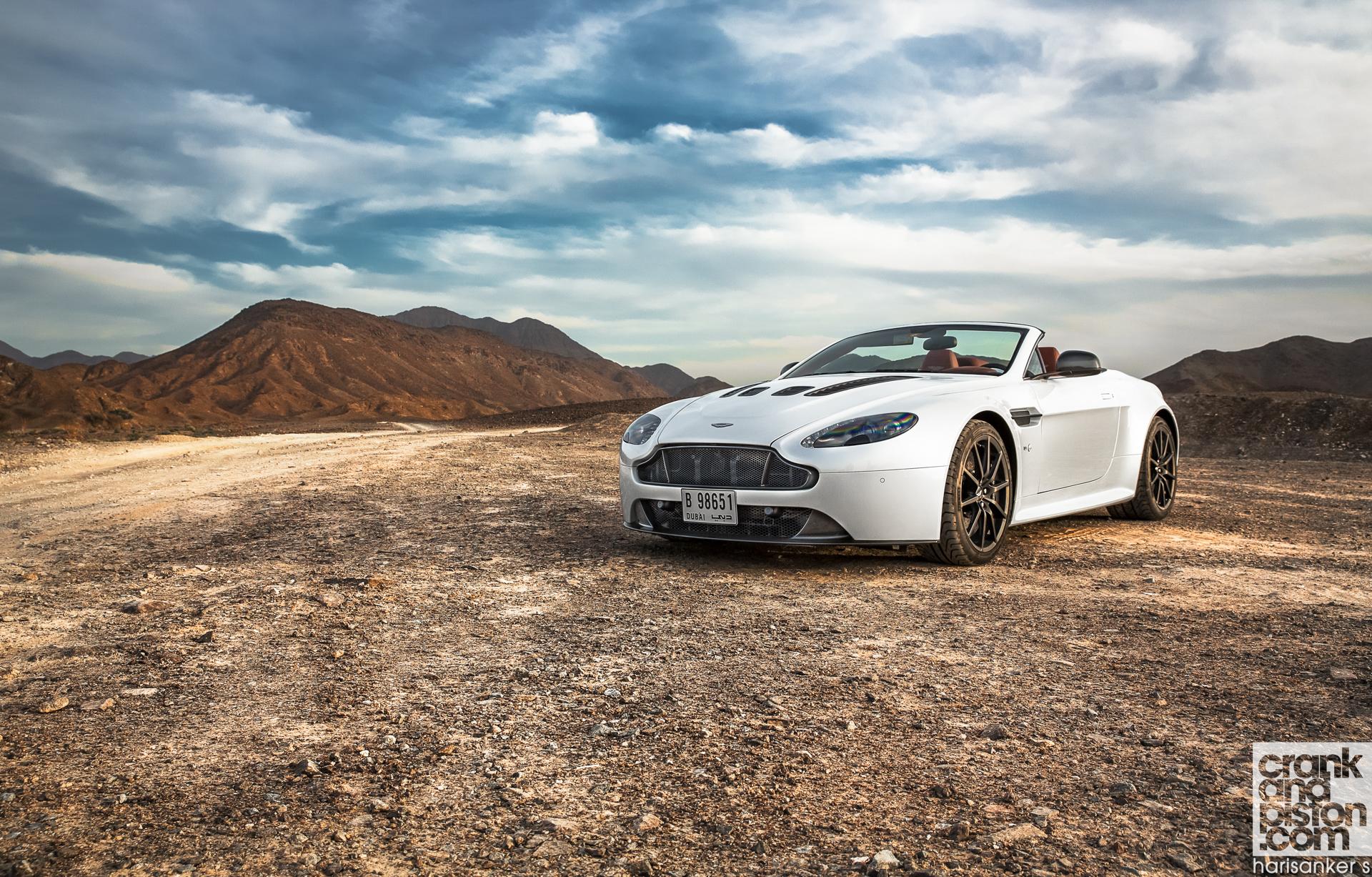Aston Martin V12 Vantage S Roadster crankandpiston Wallpapers-7