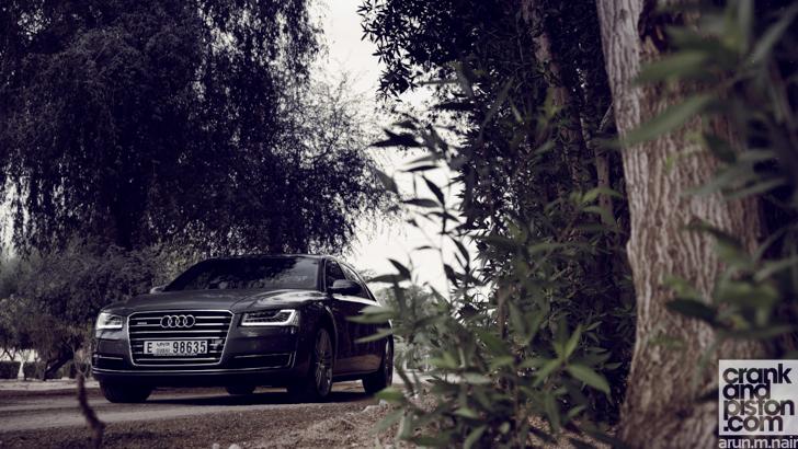 Audi A8 L Management Fleet (February)-4