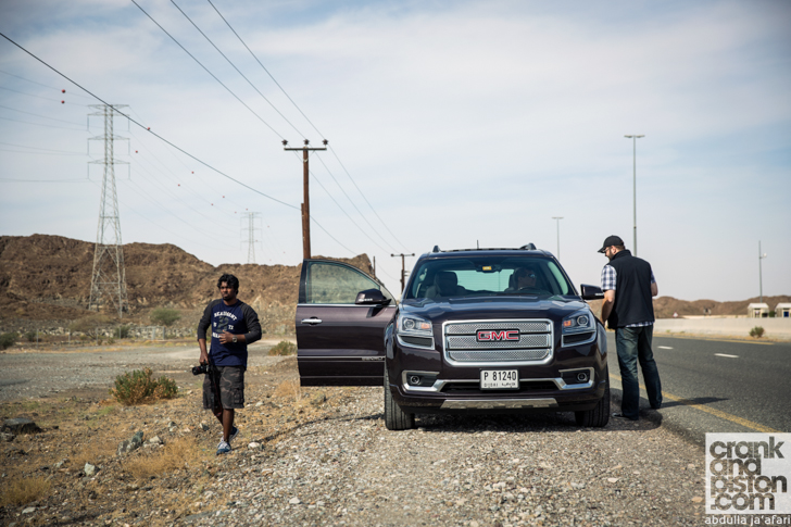 Behind the scenes with GMC Acadia-4