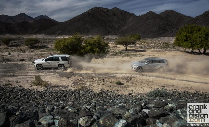 Cadillac Escalade vs Mercedes-Benz GL 500 crankandpiston-8
