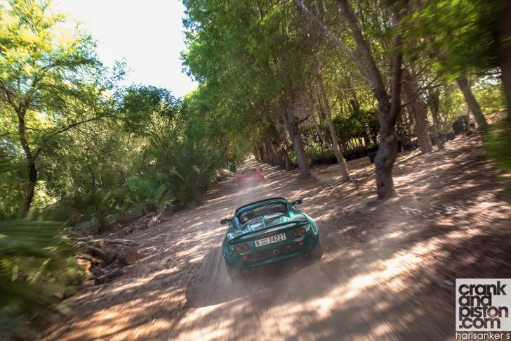 Lotus Elise 111S vs Lotus Exige S Roadster-12