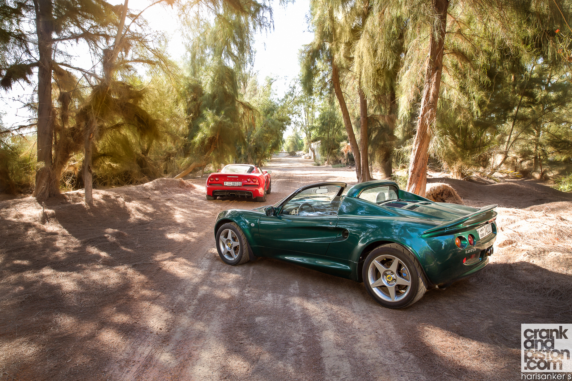 Lotus Elise 111S vs Lotus Exige S Roadster crankandpiston Wallpapers-3