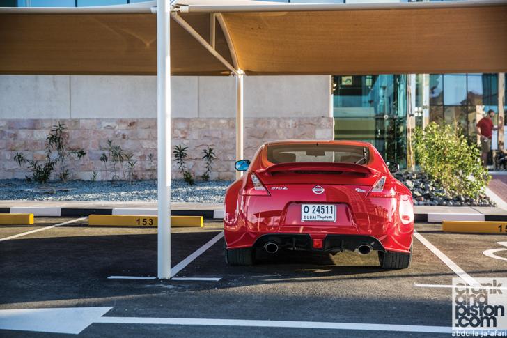 Nissan 370Z The Management Fleet (February)-10