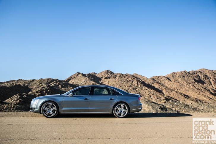 Audi A8 L Management Fleet (March)-7