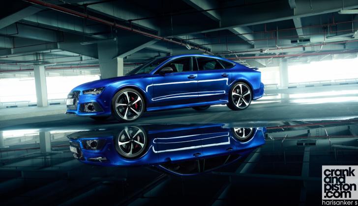 Audi RS7 crankandpiston-4