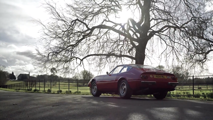 Ferrari 365 GTB:4 Daytona. Petrolicious 01b