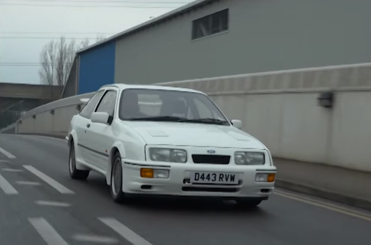 Ford-rs-history