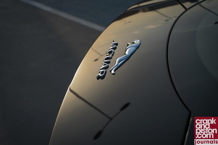 Jaguar F-TYPE Coupe V8 R Management Fleet (March)-2