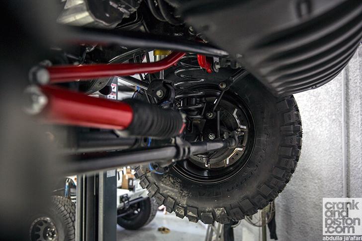 Jeep Wrangler Sport Stage 3-12