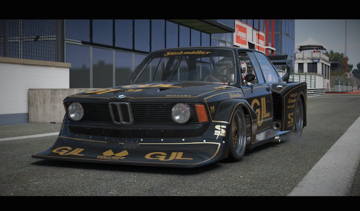 Project CARS DigiProst BMW Group 5 320 Turbo 01