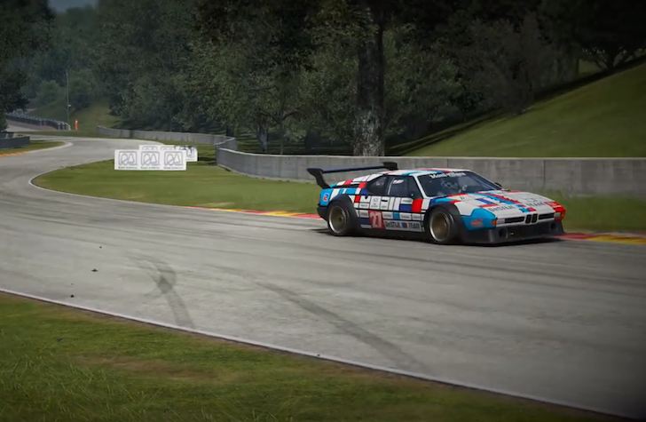 Project CARS DigiProst BMW Group 5 320 Turbo 02