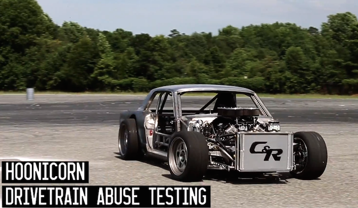 Video hoonicorn thrash testing - Hoonicorn specs ...