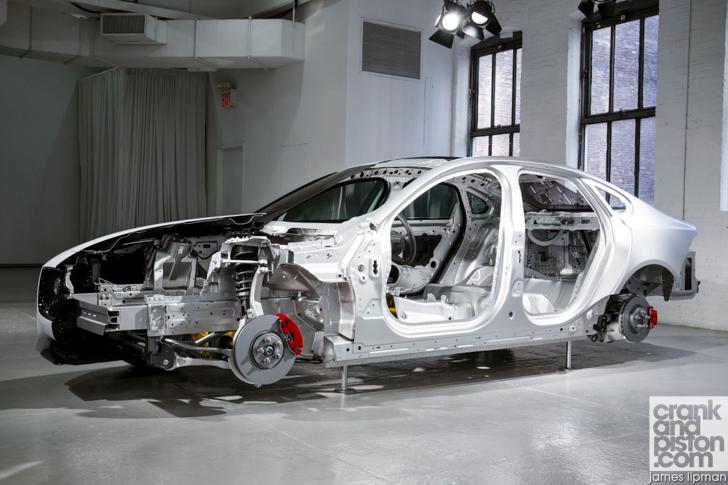 2015 New York Motor Show Jaguar XF-22