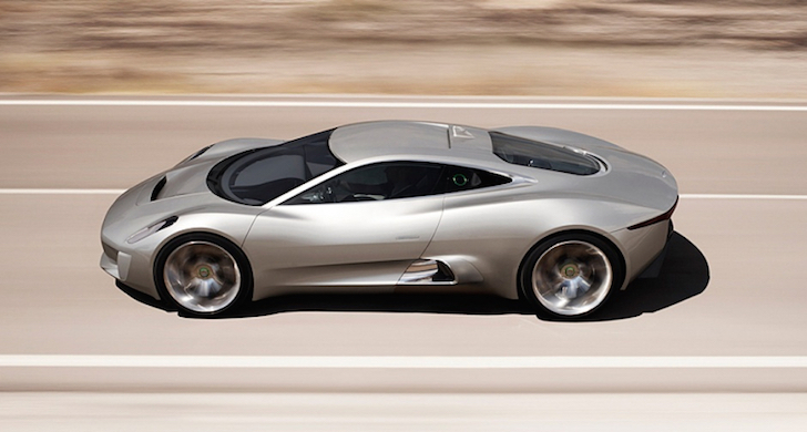 Jaguar C-X75 01