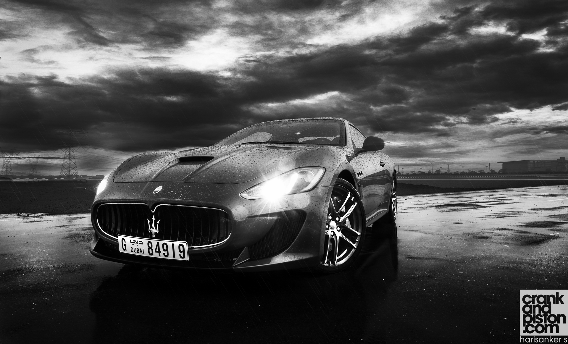 Maserati GranTurismo MC Stradale crankandpiston Wallpapers-4