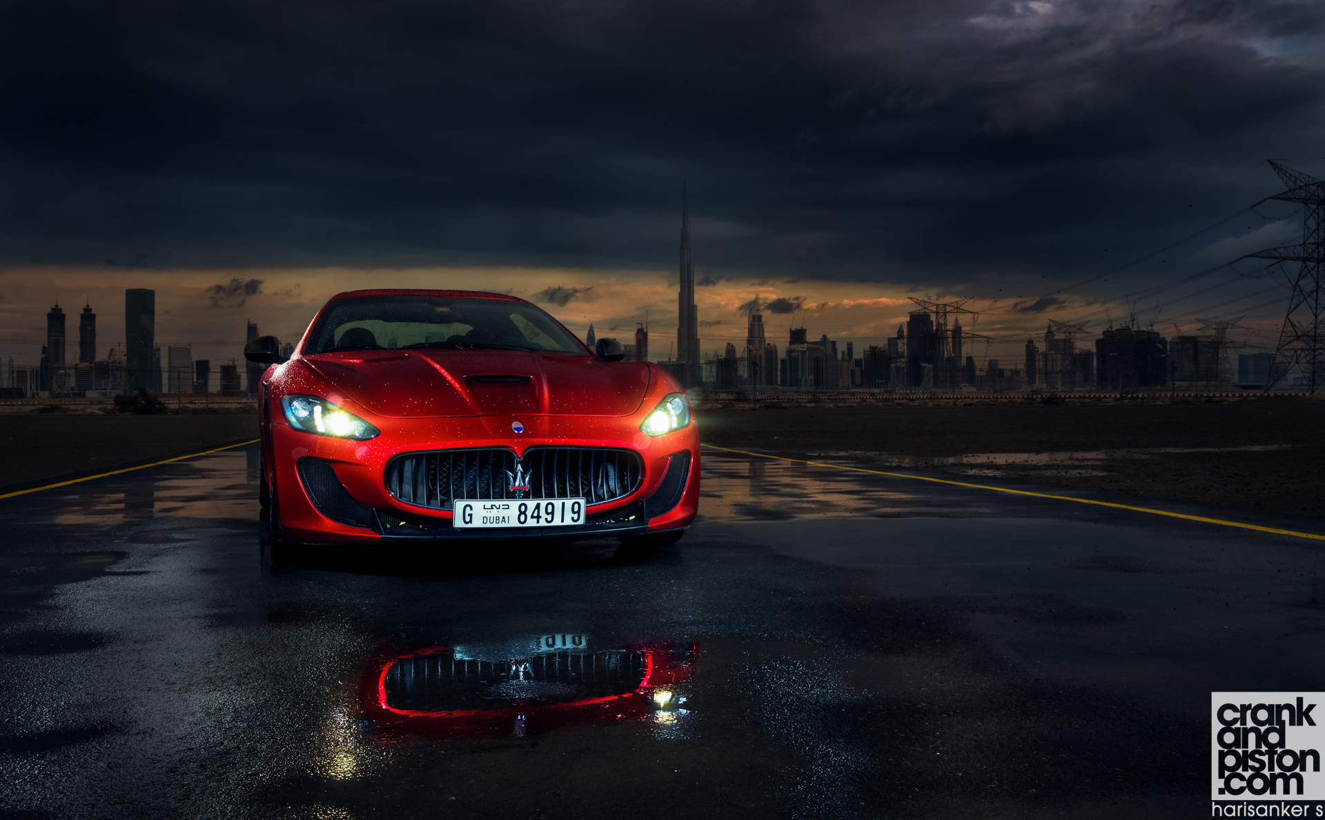 Maserati GranTurismo MC Stradale crankandpiston Wallpapers-5