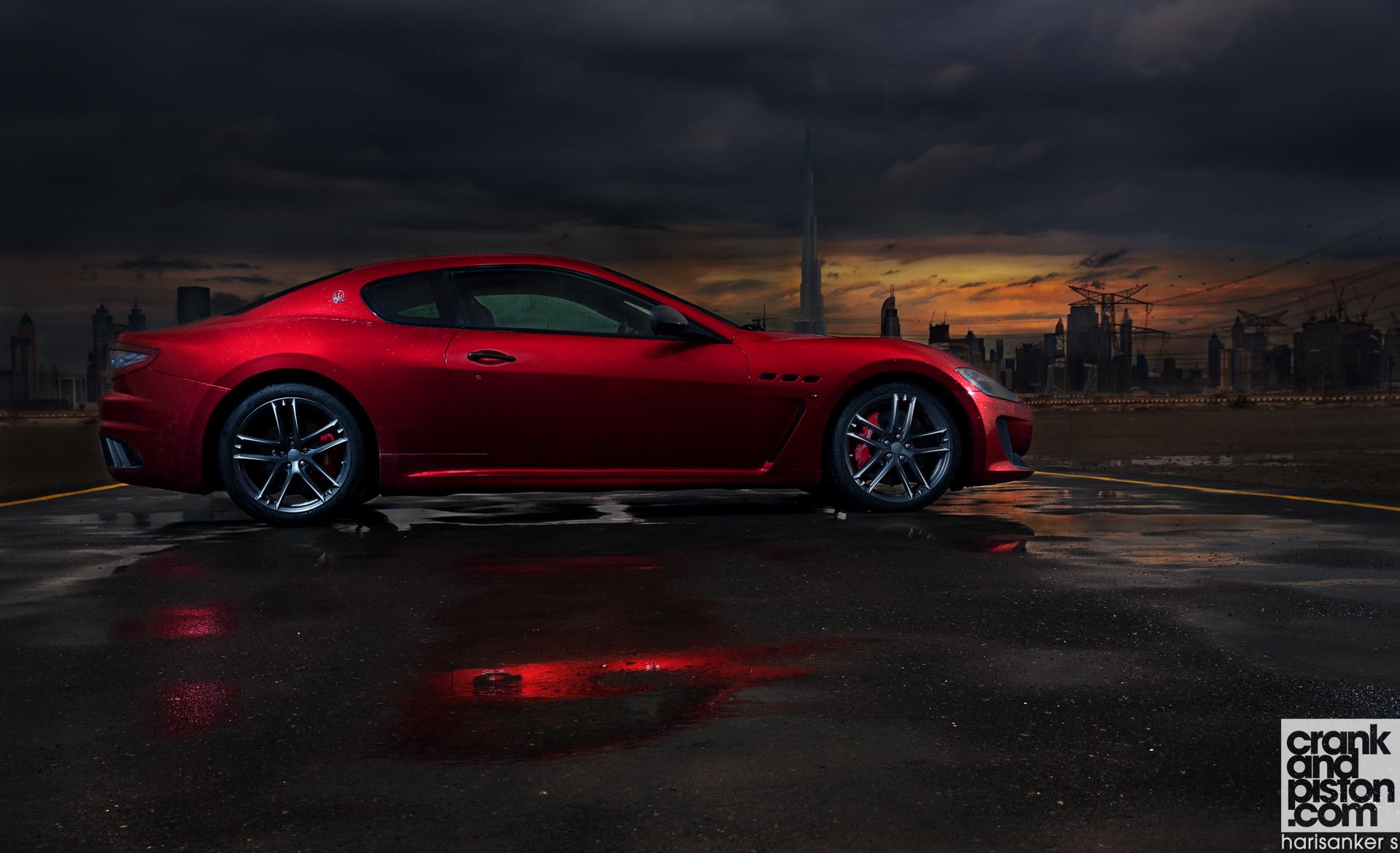 Maserati GranTurismo MC Stradale crankandpiston Wallpapers-6