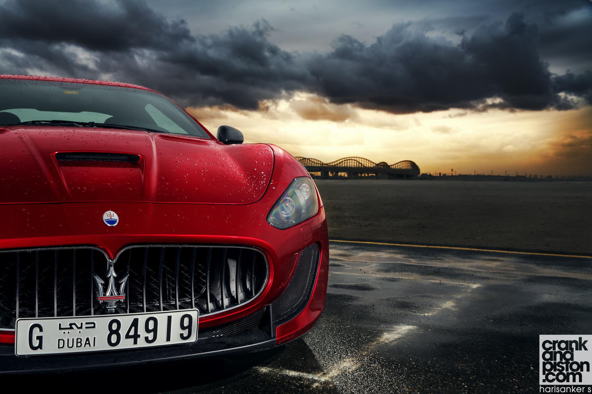 Maserati GranTurismo MC Stradale crankandpiston Wallpapers-7