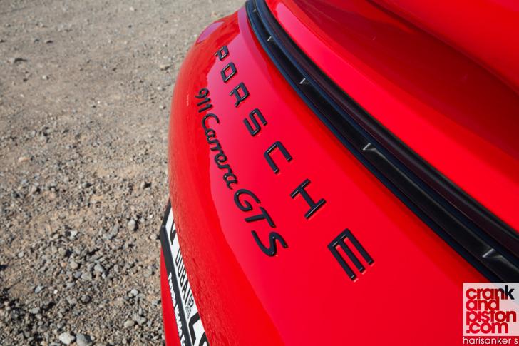 Porsche Carrera GTS crankandpiston-11