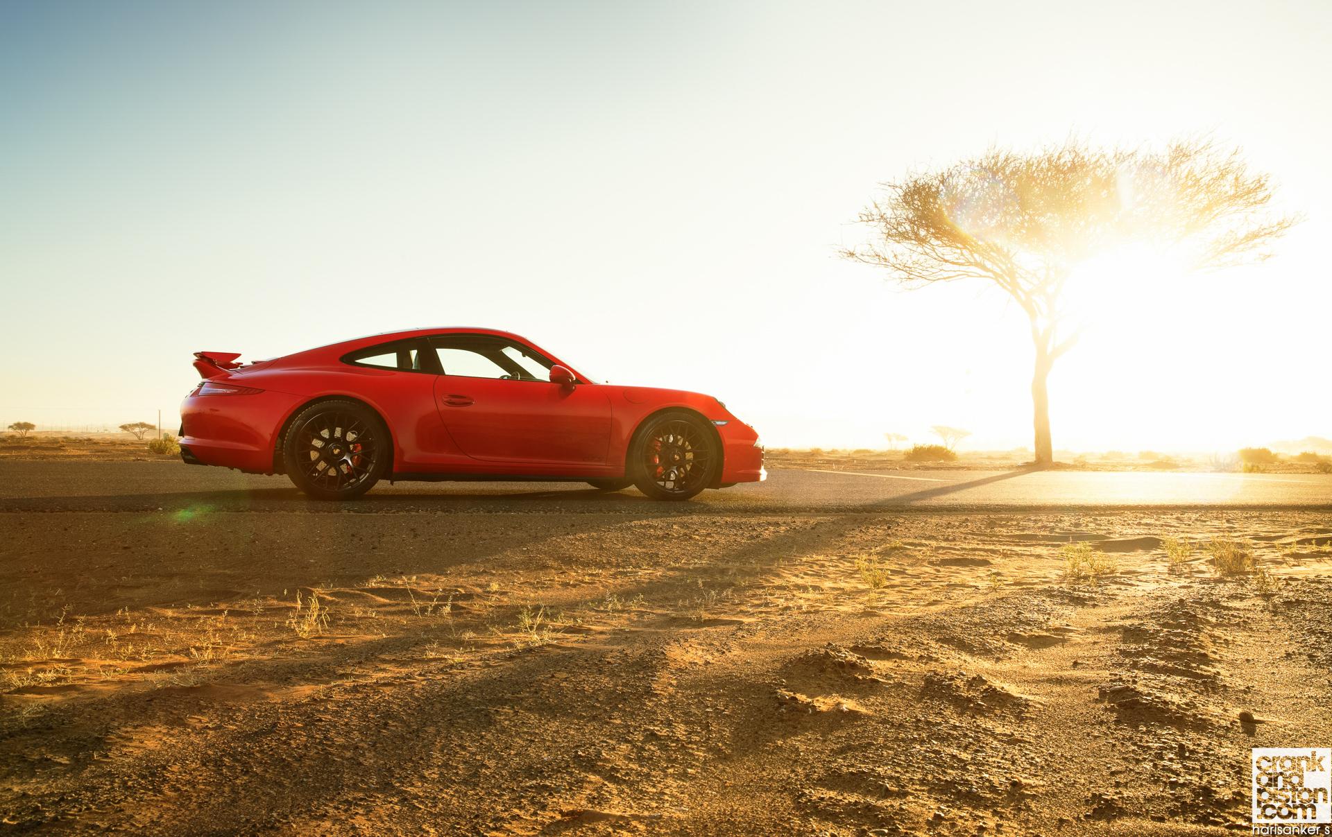 Porsche Carrera GTS crankandpiston wallpaper-1