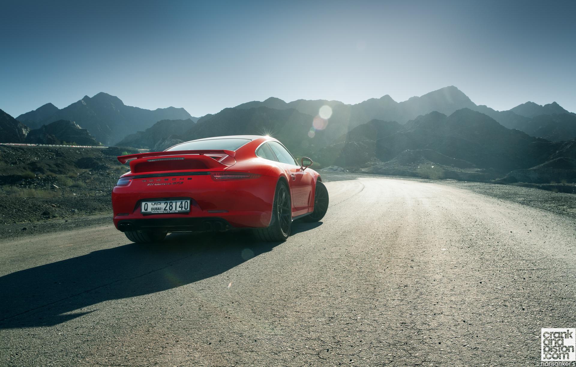 Porsche Carrera GTS crankandpiston wallpaper-3
