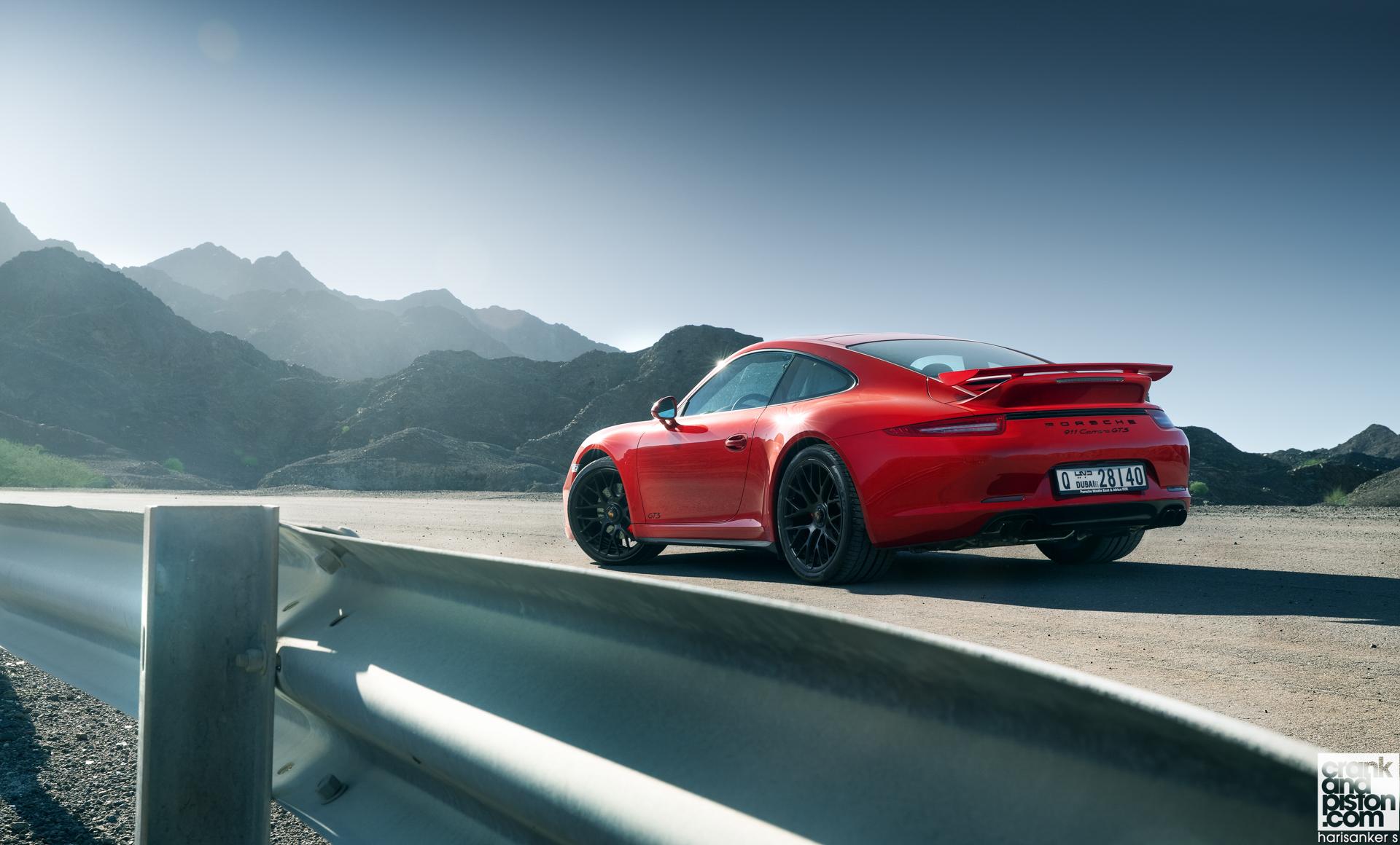 Porsche Carrera GTS crankandpiston wallpaper-4