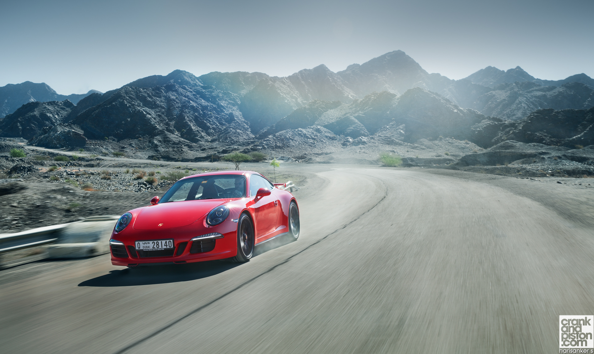 Porsche Carrera GTS crankandpiston wallpaper-7