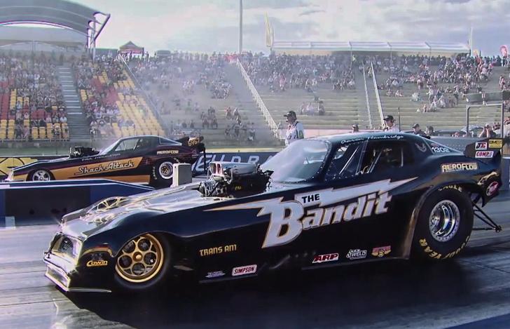 The Bandit Nitro CarThrottle-1