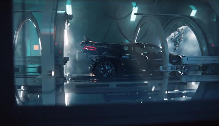 Birth of Audi RS3 02