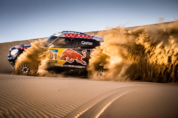 MINI ALL4 Racing Nasser Al-Attiyah crankandpiston-20