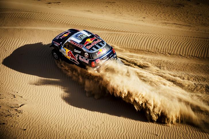 MINI ALL4 Racing Nasser Al-Attiyah crankandpiston-8