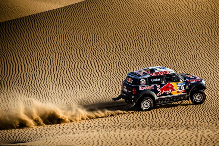 MINI ALL4 Racing Nasser Al-Attiyah crankandpiston-9